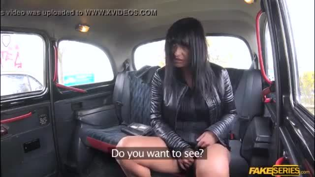 Pretty chick sucks and gets a hard pussy fucking